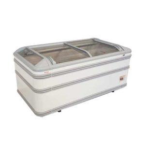 Second-life freezer AHT Paris 185