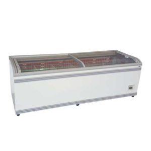 Second-life freezer AHT Paris AD