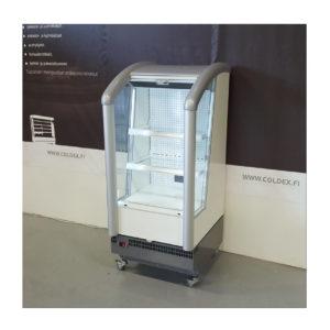 Kunnostettu Carrier Presenter 0647 kylmähyllykkö