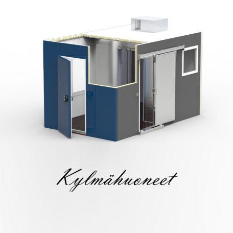 Kylmähuoneet ja pakastehuoneet