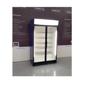 Kunnostettu kylmäkaappi Helkama C10G