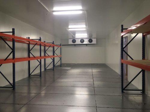 Pakastehuone Vantaalle