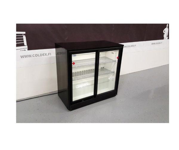 Kunnostettu kylmäkaappi Helkama C2G